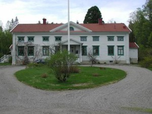 Strömsholms herrgård från 1855