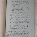 Protokoll den 6 februari 1854